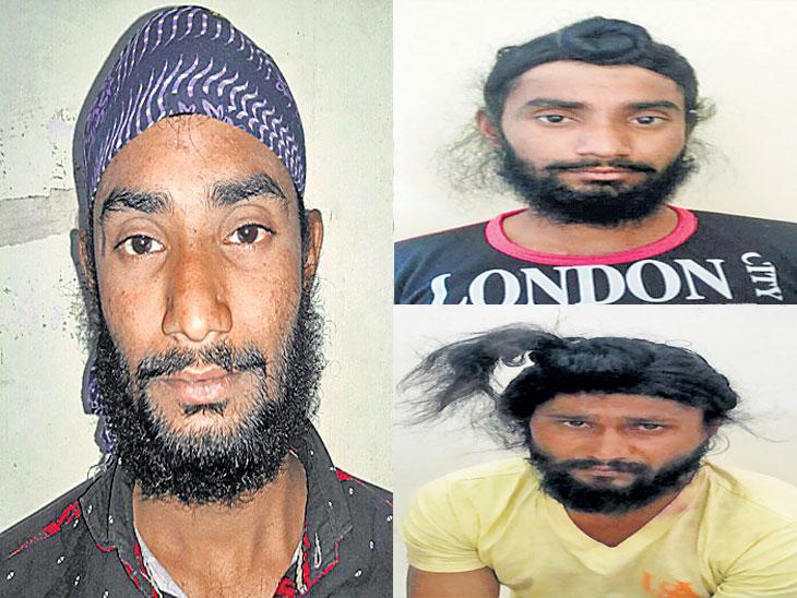 नाशिकला दरोडेखोरांच्या टोळीने केला पोलिस पथकावर गोळीबार; तिघांना अटक नाशिक,Nashik - Divya Marathi