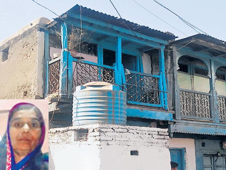 गेवराईत पिग्मी एजंटाच्या घरी दरोडा; वृद्धेचा खून, ७ लाखांचा ऐवज लंपास औरंगाबाद,Aurangabad - Divya Marathi