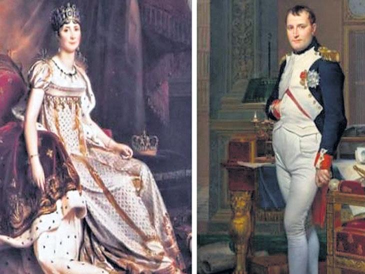 नेपोलियन बोनापार्टच्या तीन प्रेमपत्रांचा तब्बल  ४ कोटींत  लिलाव, ड्राऊट लिलावगृहाची माहिती| - Divya Marathi