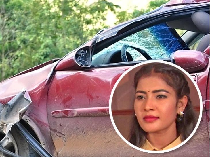 लेट नाइट शूटिंग संपवून घराकडे निघाल्या होत्या 2 टीव्ही अभिनेत्री, समोरून येणाऱ्या ट्रकला साईड देताना झाडावर जाऊन आदळली गाडी, घटनास्थळीच दोघींचा मृत्यू...|देश,National - Divya Marathi