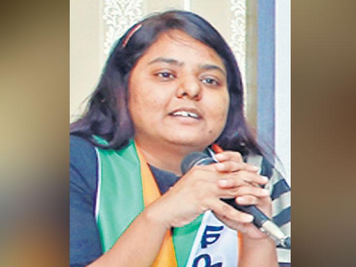 ज्यांच्या बाजूने महिला मतदार, त्या पक्षालाच विजयाचा गुलाल! ; सक्षणा सलगर यांचा विश्वास,|औरंगाबाद,Aurangabad - Divya Marathi