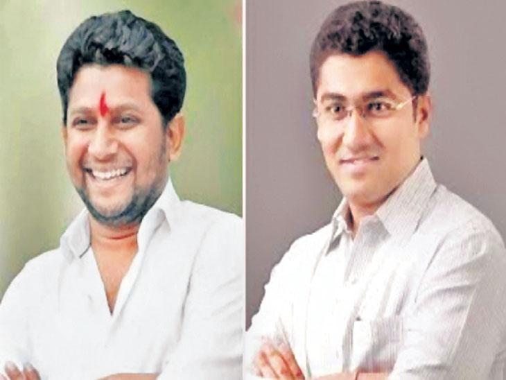 निवडणूक सुजय-संग्राम यांची, मात्र खरी लढाई 'विखे विरुद्ध पवारां'तच अहमदनगर,Ahmednagar - Divya Marathi
