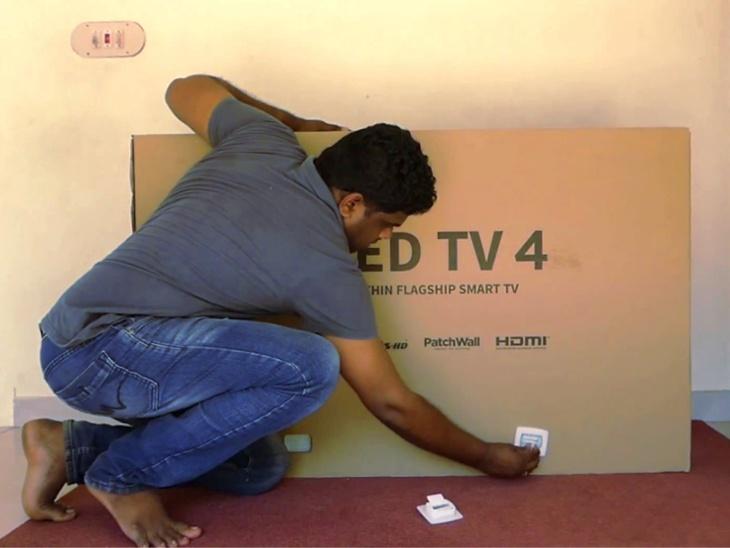 फक्त 1168 रूपयांत Mi LED TV घरी आणण्याची संधी, टीव्हीची किंमत 12,999 रूपये; वर्षभरात आरामत द्या राहिलेले पैसे|बिझनेस,Business - Divya Marathi