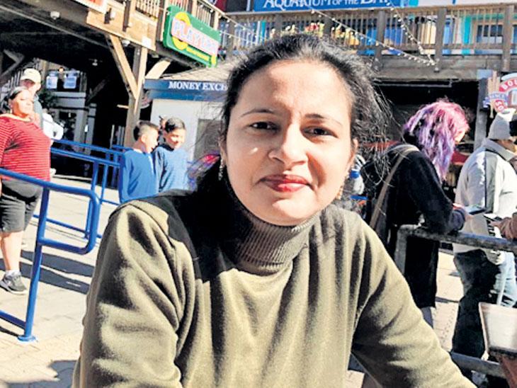 साध्वी प्रज्ञाच्या वक्तव्यानंतर २६/११ तील शहीद हेमंत करकरे यांची मुलगी जुईची 'दिव्यमराठी'ने घेतलेली मुलाखत|मुंबई,Mumbai - Divya Marathi