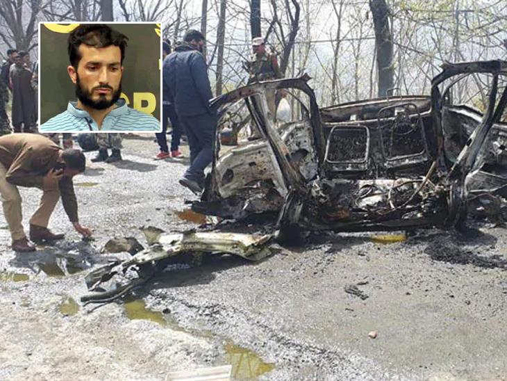 J&K: हायवे ब्लास्ट प्रकरणात 6 दहशतवाद्यांना अटक, त्यातील 3 दहशतवादी उच्च शिक्षित|देश,National - Divya Marathi