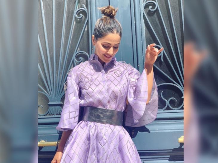 कान्स फिल्म फेस्टिव्हल 2019 : हिना खानने शेयर केला तिसऱ्या दिवशीचा लूक, लिहिले - 'आपल्या स्वप्नांवर विश्वास ठेवा'| - Divya Marathi