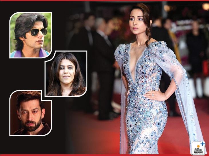 कान्स फिल्म फेस्टिवल 2019 : मॅगझीन एडिटरने उडवली खिल्ली तर हिनाच्या सपोर्टसाठी आले एकता कपूरसह अनेक टीव्ही सेलेब्स|देश,National - Divya Marathi