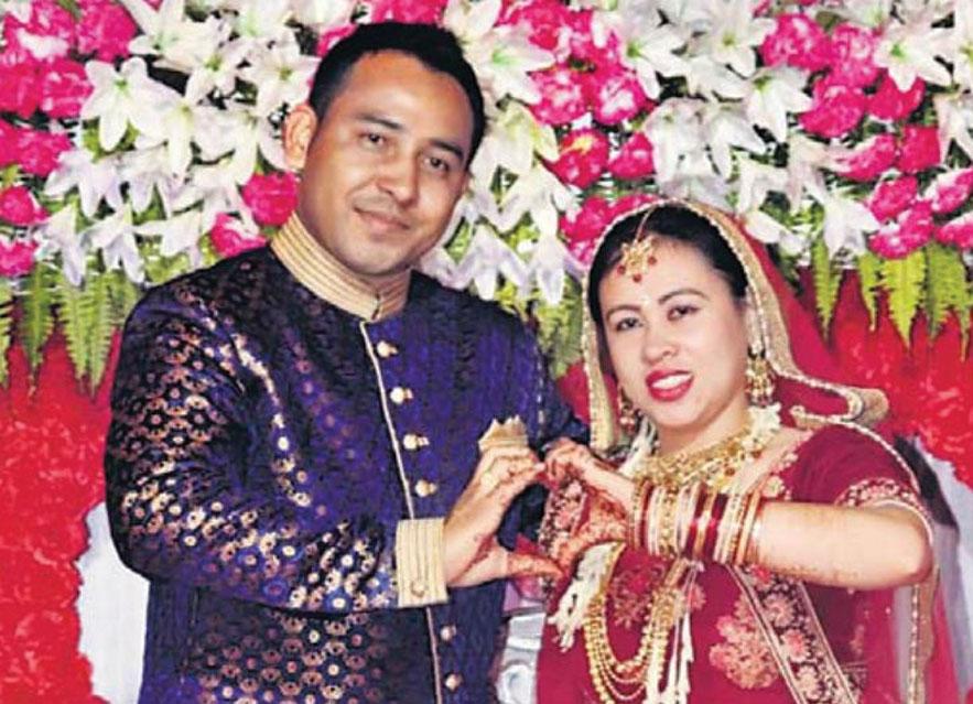 फिलिपाइन्सच्या मुलीचे जडले भारतीय मुलावर प्रेम, फेसबुकवर झाली होती मैत्री;  दोघांनी मंदिरात केले लग्न|देश,National - Divya Marathi
