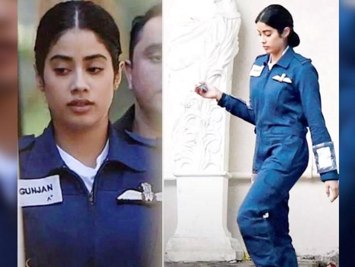 जान्हवी कपूरच्या अपकमिंग फिल्ममध्ये असिस्टंट डायरेक्टर बनली संजय कपूरची मुलगी शनाया, लखनऊत सुरू आहे चित्रपटाचे शूटिंग| - Divya Marathi