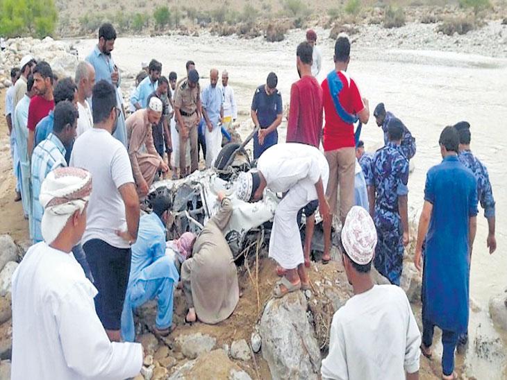 ओमानमधील ढगफुटीत माजलगावचे खैरुल्ला खान कुटुंबासह बेपत्ता; ओमान सरकार घेत आहे शोध|औरंगाबाद,Aurangabad - Divya Marathi