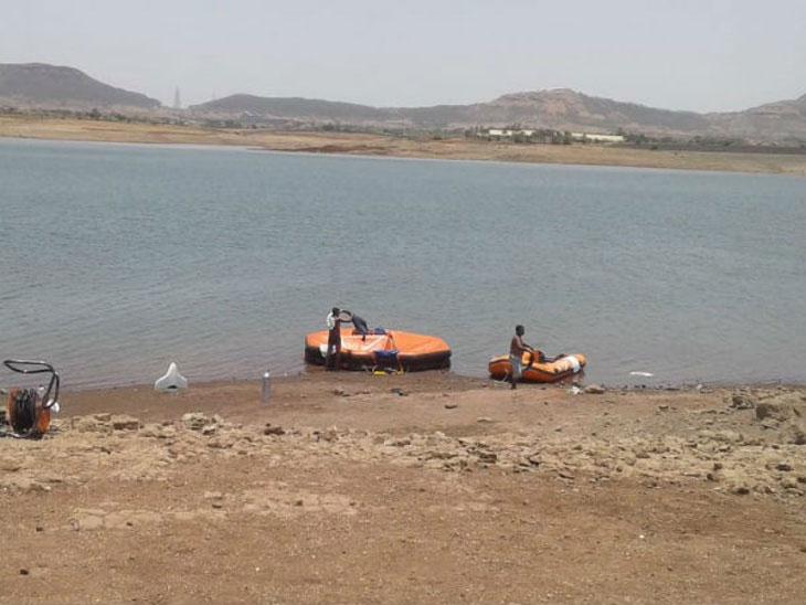 धरणात बुडून तिघांचा मृत्यू ; तीन जणांना वाचवण्यात यश, मृतांत ७ वर्षांचा मुलगा|पुणे,Pune - Divya Marathi