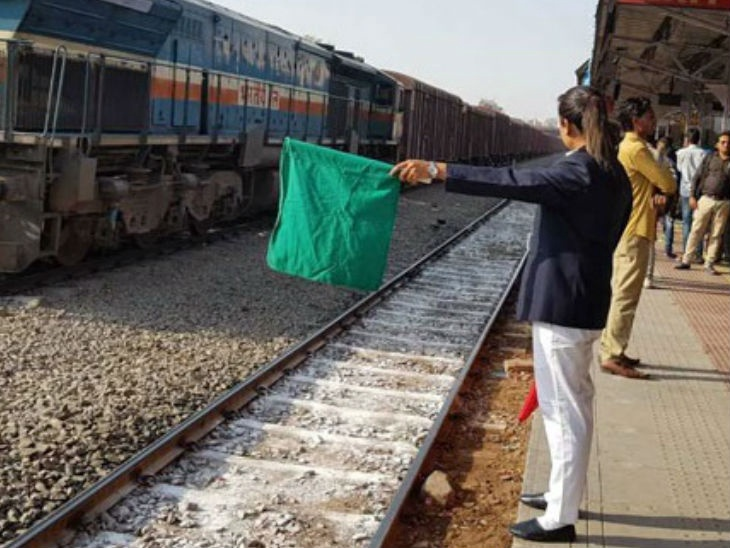 हे रेल्वे स्टेशन फक्त महिलाच सांभाळतात, संयुक्त राष्ट्राने केली प्रशंसा|देश,National - Divya Marathi