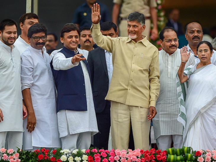 सुप्रीम कोर्टात टेक्नोक्रेट्सची याचिका रद्द, 20 विरोधी पक्ष निवडणूक आयोगाला भेटणार|देश,National - Divya Marathi