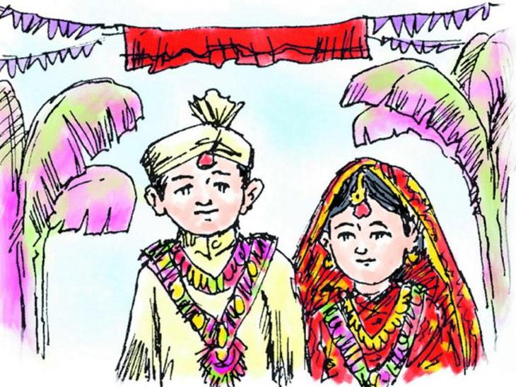 स्थलांतरासाेबतच मराठवाड्यात वाढले बालविवाह; हेल्थ मॅनेजमेंट संस्थेच्या सर्व्हेचा निष्कर्ष पुणे,Pune - Divya Marathi