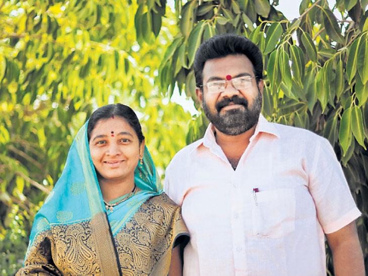 किडनीच्या प्रतीक्षेत असलेल्या रुग्णाचा मृत्यू;  दांपत्याचा अवयवदानाचा संकल्प औरंगाबाद,Aurangabad - Divya Marathi
