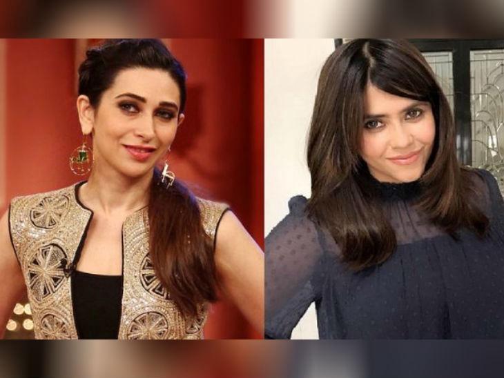 कमबॅक : सात वर्षांनंतर करिश्मा कपूरचे पुनरागमन, वेब सिरीज 'मेंटलहूड'मध्ये साकारणार आईची भूमिका  - Divya Marathi