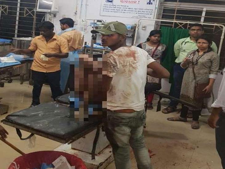 ओडिशा विधानसभा/ मतमोजणीच्या आधीच काँग्रेसच्या उमेदवारावर गोळीबार देश,National - Divya Marathi
