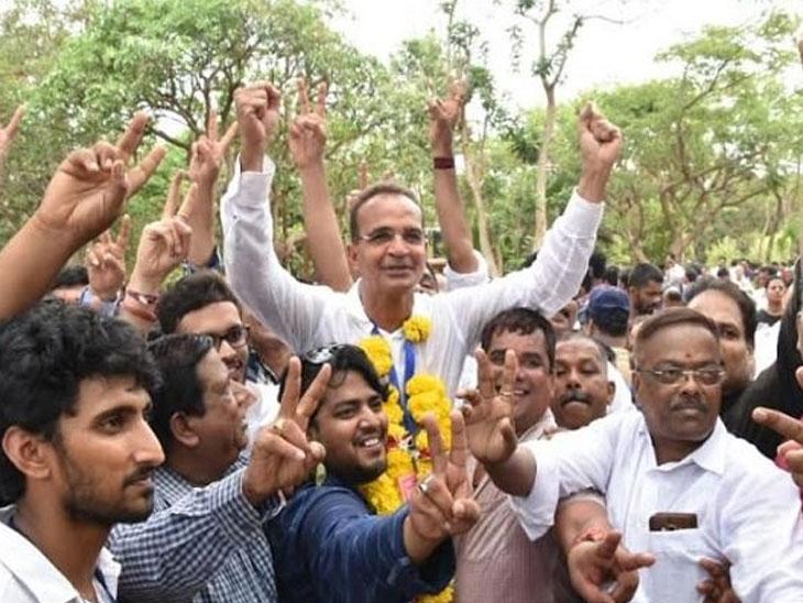 पणजी पोटनिवडणुकीत भाजपला मोठा धक्का, 25 वर्षांपासून ताब्यात असलेली विधानसभा काँग्रेसने केली काबीज देश,National - Divya Marathi