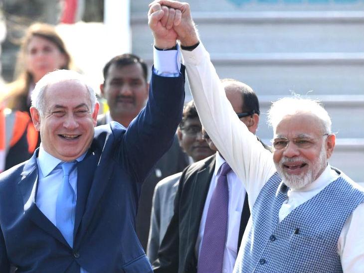 लोकसभा निकाल/ जगभरातून मोदींवर शुभेच्छांचा वर्षाव, नेतन्याहू म्हणाले - हा तर महान लोकशाहीचा विजय|विदेश,International - Divya Marathi