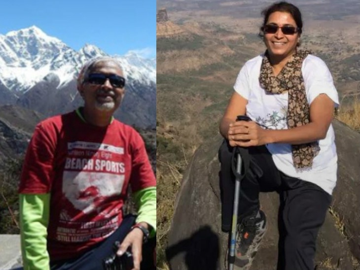 माउंट एव्हरेस्ट सर करणाऱ्या भारतीय गिर्यारोहक अंजली यांचा मृत्यू; खाली परत येत असताना घसरला पाय|मुंबई,Mumbai - Divya Marathi