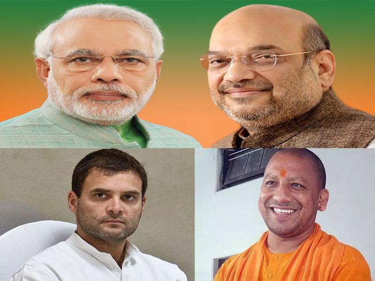 हिंंदू मते कशी मिळाली? मतांचे ध्रुवीकरण करणारी वक्तव्ये, १४३ पैकी ८६ जागांवर भाजपला फायदा|देश,National - Divya Marathi