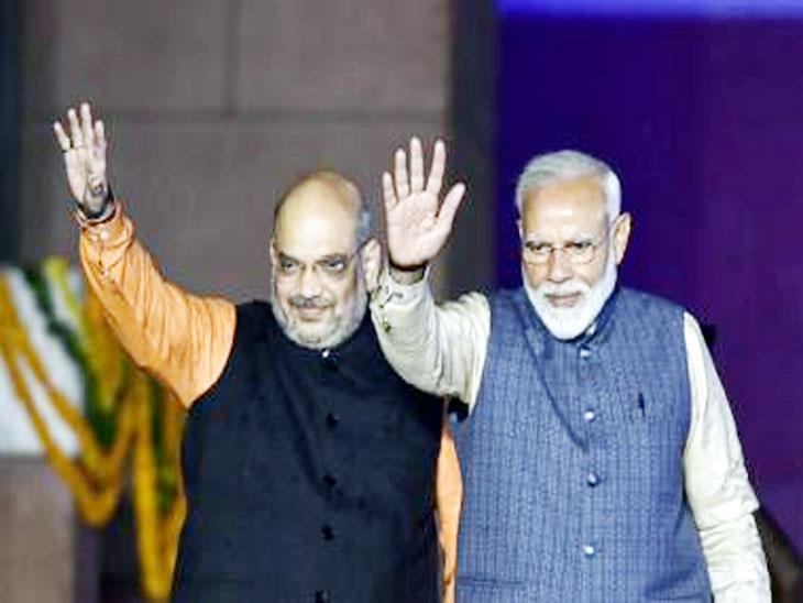 दोन माजी मुख्यमंत्री भुईसपाट, शरद पवारांच्याही घरात पराभव; महाराष्ट्रातील मोदी सुनामीची १२ कारणे|मुंबई,Mumbai - Divya Marathi