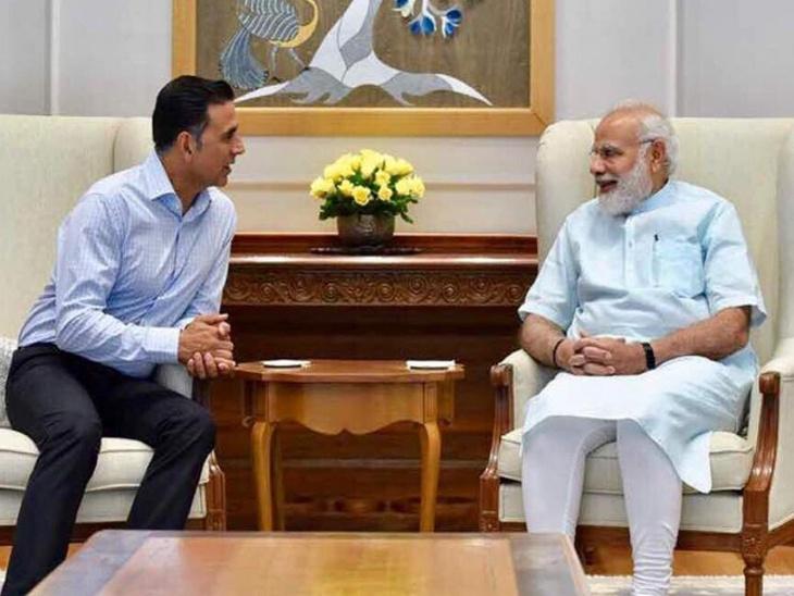 लोकसभा निवडणूक : पंतप्रधान नरेंद्र मोदी यांना लता मंगेशकर, अक्षय कुमार आणि अनेक सेलिब्रिटींनी दिल्या शुभेच्छा, पंतप्रधानांनी मानले आभार देश,National - Divya Marathi