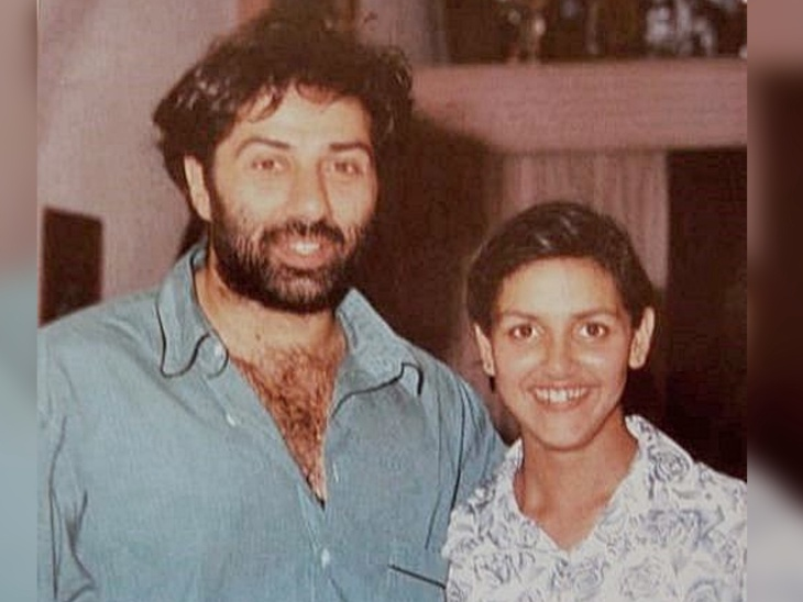 रिलेशनशिप : जेव्हा वडिल धर्मेंद्र यांच्या घरी जाण्यासाठी हेमा मालिनी यांच्या मुलीने घेतली होती भाऊ सनी देओलची मदत| - Divya Marathi
