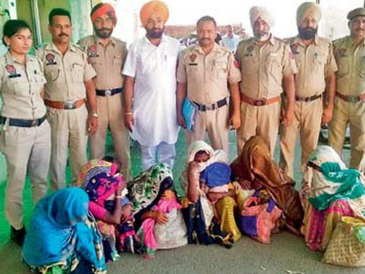 सनी देओल यांच्या रोड शो दरम्यान 6 खिशे कापू महिलांना पोलिसांनी पकडले|देश,National - Divya Marathi