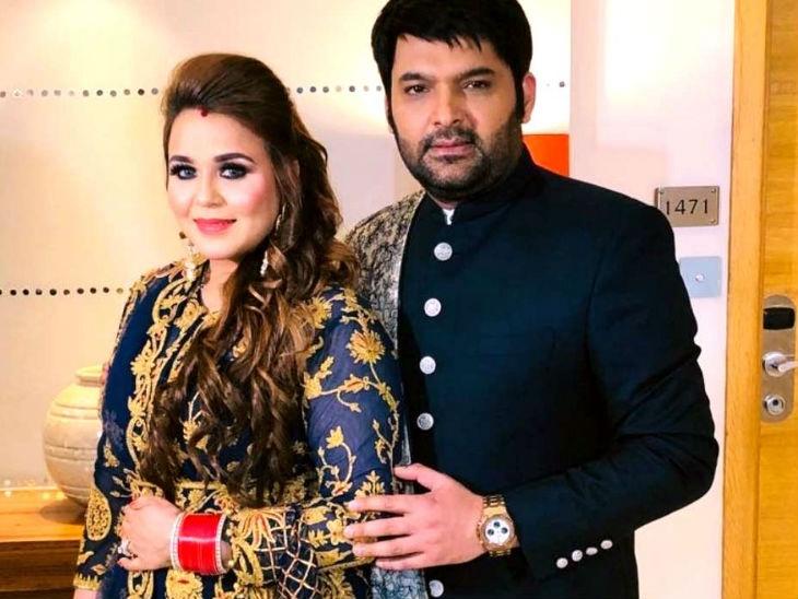 कन्फर्म : प्रेग्नन्ट आहे कपिल शर्माची पत्नी गिन्नी चतरथ, डिसेंबरमध्ये येणार आहे चिमुकला पाहुणा| - Divya Marathi
