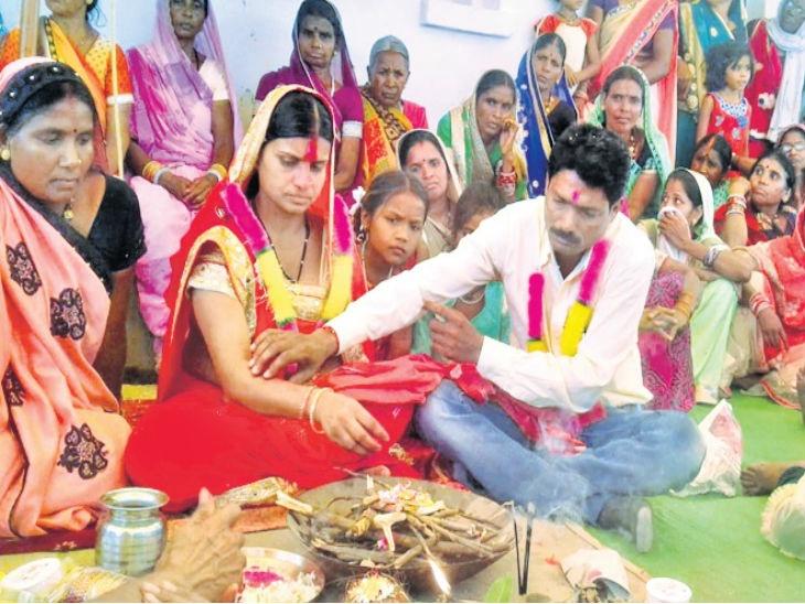 सासुने लावले विधवा सुनेचे दुसरे लग्न, मुलगी म्हणून घरातून केली पाठवणी|देश,National - Divya Marathi