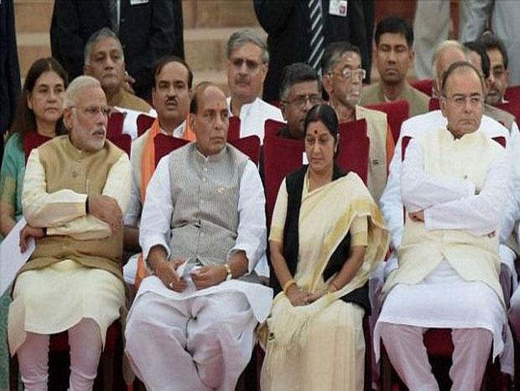पंतप्रधान मोदींसोबत असू शकतात हे सहा दिग्गज नेते, कोण सांभाळणार सर्वात महत्त्वाची मंत्रालये?|देश,National - Divya Marathi