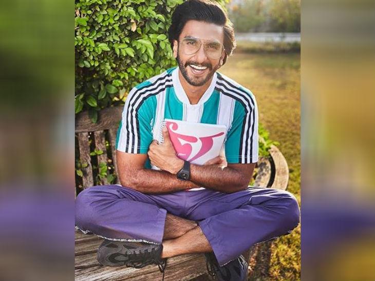 घोषणा : रणवीर सिंह 'जयेशभाई जोरदार'मध्ये साकारणार आहे गुजराती भूमिका, इंस्टाग्रामद्वारे रणवीरने केली घोषणा   - Divya Marathi