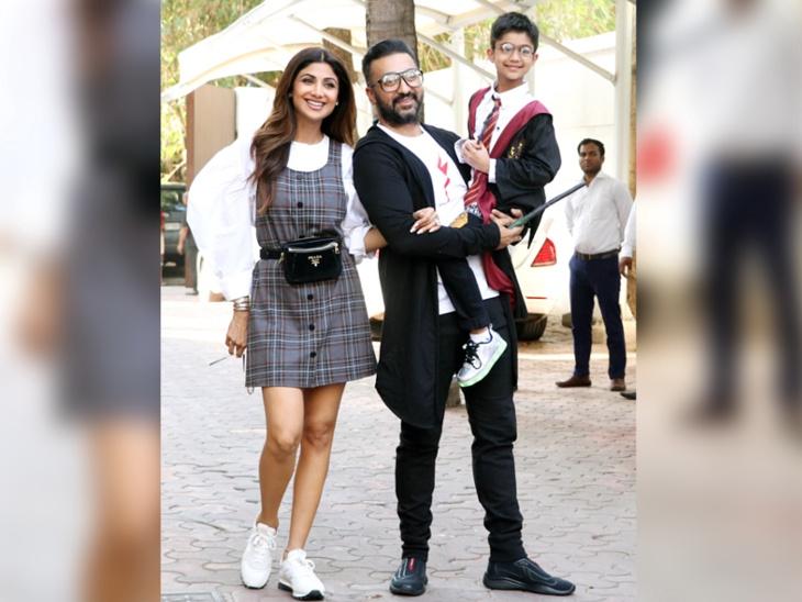 Birthday Special : 7 वर्षांचा झाला शिल्पा शेट्टीचा मुलगा वियान, अभिनेत्रीने घरी दिली पार्टी, सामील झाले अनेक स्टारकिड्स|देश,National - Divya Marathi