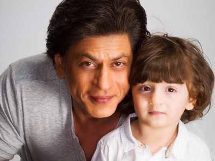 Abram Birthday Special : आर्यन, सुहाना मोठे झाले तर मुलांना मिस करू लागला होता शाहरुख, त्यामुळे प्लॅन केले तिसरे बेबी| - Divya Marathi