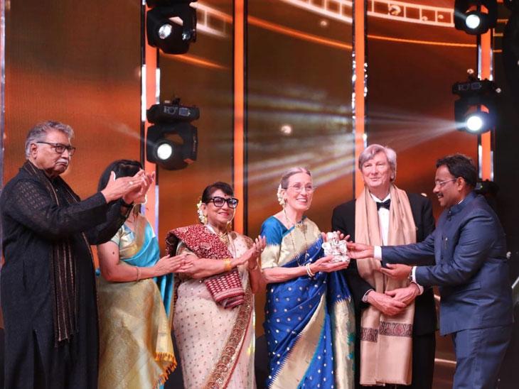'ऑस्कर' अध्यक्षांच्या उपस्थितीत पार पडला 56 वा महाराष्ट्र राज्य मराठी चित्रपट पुरस्कार सोहळा; 'भोंगा' ठरला सर्वोत्कृष्ट चित्रपट|मुंबई,Mumbai - Divya Marathi