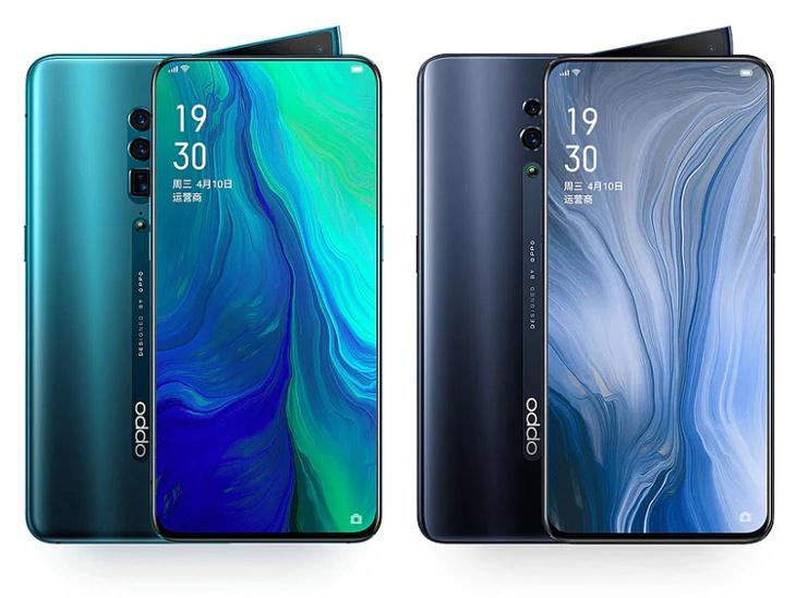 ओप्पोने लॉन्च केले 2 नवीन स्मार्टफोन, पहिल्यांदाच नवीन तंत्रज्ञानाच्या ''साइड स्विंग कॅमेऱ्याचा'' समावेश|बिझनेस,Business - Divya Marathi