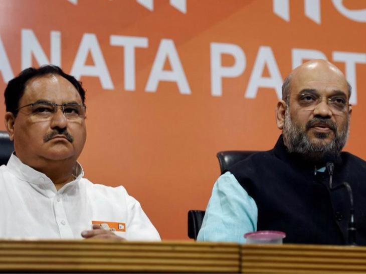 अमित शाह यांच्यानंतर जे.पी. नड्डा होऊ शकतात भाजपचे राष्ट्रीय अध्यक्ष, शाह यांना मिळू शकते मंत्री पद|देश,National - Divya Marathi