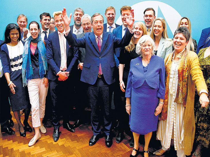 युरोपीय संसद निवडणूक : ग्रीन पार्टी ठरली चौथा मोठा पक्ष,  सत्ताधारी पक्षांनी गमावले बहुमत|विदेश,International - Divya Marathi