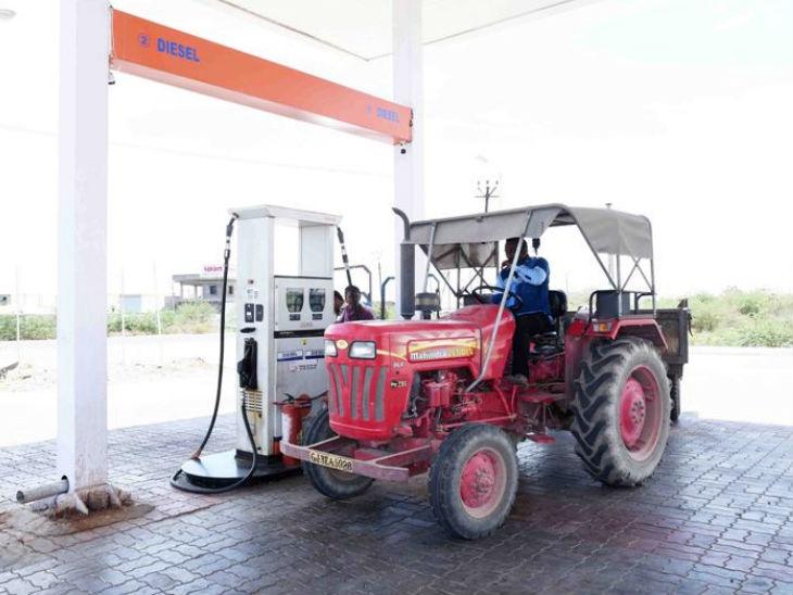 Fuel Credit / या राज्यातील सरकार शेतकऱ्यांना उसणे देणार पट्रोल-डीझेल; पीक आल्यानंतरच पैसे|देश,National - Divya Marathi