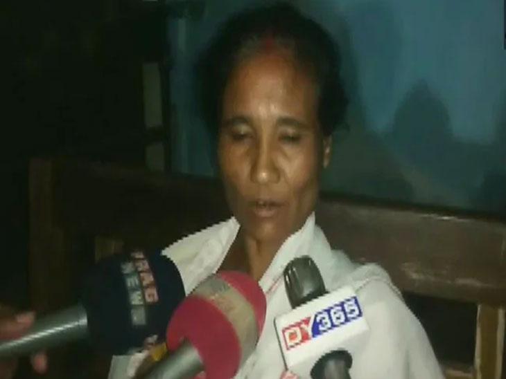 पतीचे कापलेले शीर घेऊन पोलिस स्टेशनमध्ये पोहचली महिला, पाहणाऱ्यांचा उडाला थरकाप|देश,National - Divya Marathi