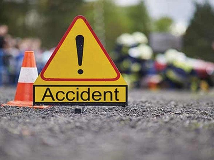 टँकर-दुचाकीचा अपघात; २ तरुणांचा जागीच मृत्यू, इगतपुरीमध्ये घडली घटना|नाशिक,Nashik - Divya Marathi