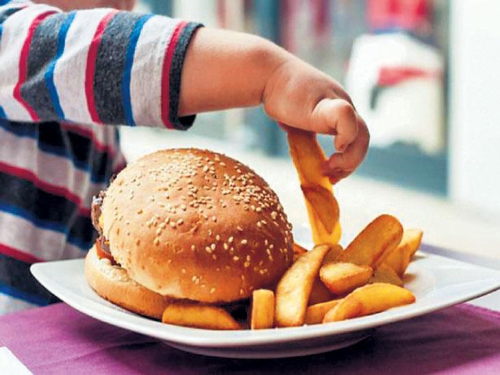 विद्यार्थ्यांना बर्गर-पिझ्झा कमी; फळे, भाज्या व दूध नियमित देण्याचे आदेश|नाशिक,Nashik - Divya Marathi