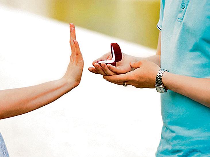 ३५० डॉलरची रिंग नाकारून सहलीवर केला ४००० डॉलर खर्च, तेव्हा कुठे लग्नास तयार|देश,National - Divya Marathi