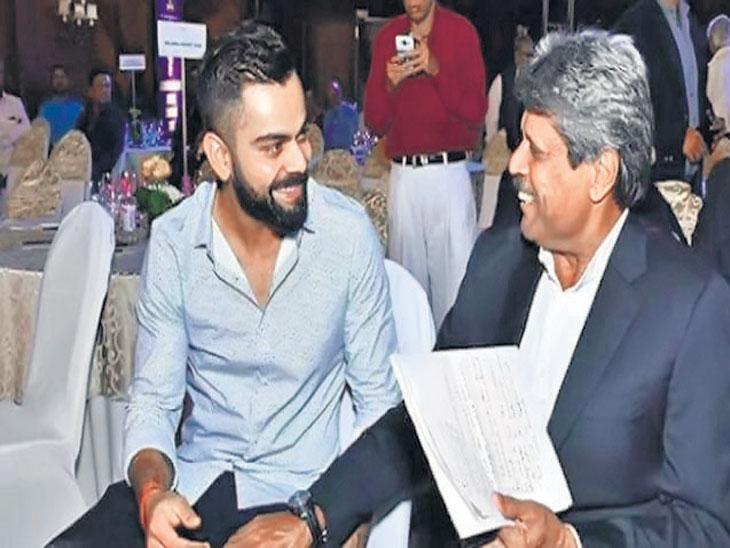विराट चांगला मॅच्युअर झाला; धाेनी करताेय टीमला गाइड; टीम इंडियाविषयी वर्ल्डकप खेळलेल्या क्रिकेटपटूंचे मत|क्रिकेट,Cricket - Divya Marathi