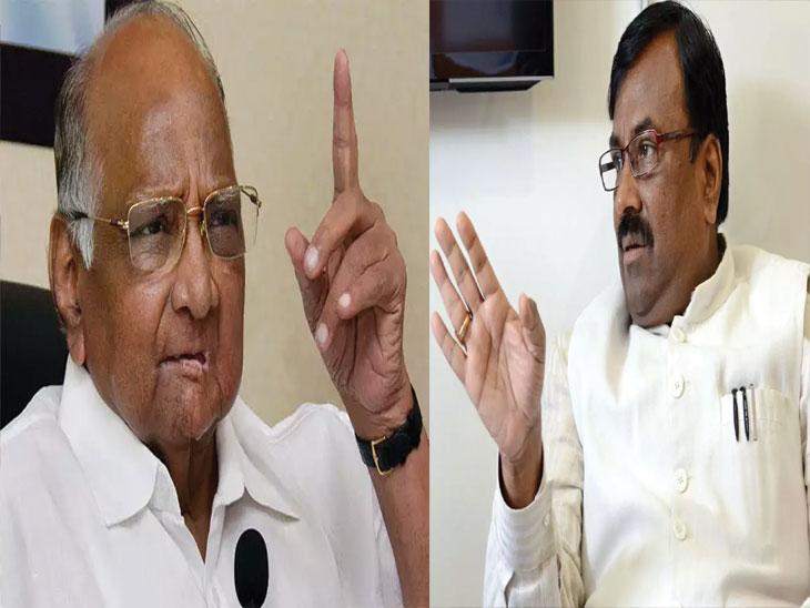 राजकीय रणकंदन : लोकसभेसाठी भाजप ३ राज्यांत हरली; पवारांच्या तर्काचा भाजपकडून समाचार|मुंबई,Mumbai - Divya Marathi