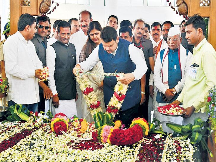 दुष्काळाची काळजी करू नका, वेळ  आली तर राज्याची तिजोरी रिकामी करू : मुख्यमंत्र्यांचा दुष्काळी जनतेला शब्द|औरंगाबाद,Aurangabad - Divya Marathi