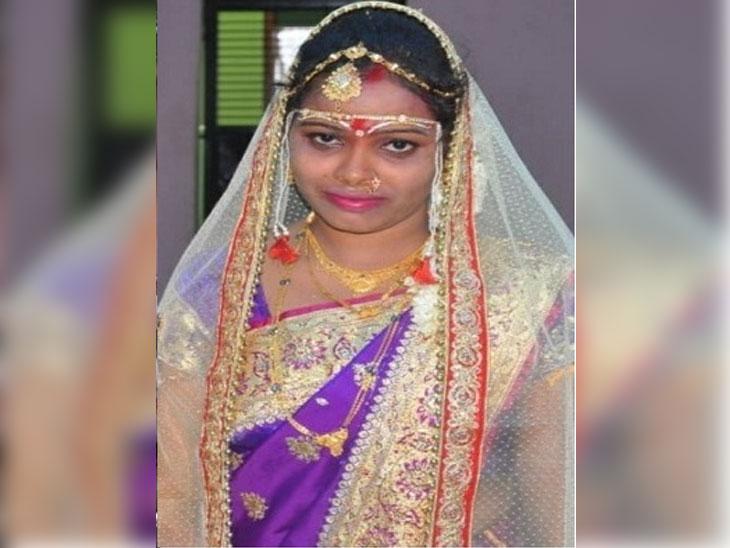 बीडमध्ये नवविवाहितेची आत्महत्या की हत्या...? जेसीबी घेण्यासाठी सासरचे लोक पैशांची करायचे मागणी|औरंगाबाद,Aurangabad - Divya Marathi