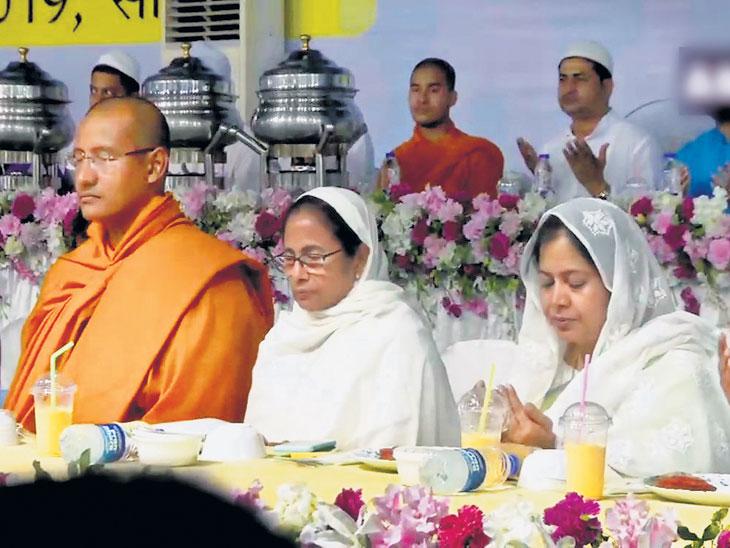 बंगालमध्ये भाजप-तृणमूलमध्ये तणातणी सुरूच : ईव्हीएम घोटाळा करून भाजपचा विजय; आम्ही मोहीम उघडू - ममता बॅनर्जी|देश,National - Divya Marathi