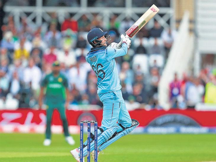 पाकिस्तान टीमचा यजमान इंग्लंड संघावर १४ धावांनी शानदार विजय|स्पोर्ट्स,Sports - Divya Marathi